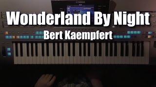 Wonderland By Night - Bert Kaempfert, Cover, eingespielt mit Titelbezogenem Style auf Tyros 4