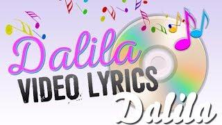 Dalila - Ya me canse [ Con Letra ] - Video Lyric