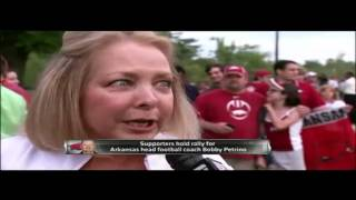 Let Him Live- Crazy Bobby Petrino woman
