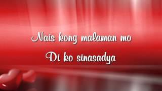 Fixing A Broken Heart (Tagalog Version)-Di Ko Sinasadya with Lyrics ღ ♫ ♫ ♫ ღ