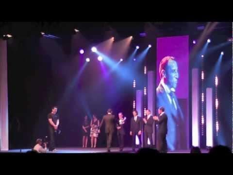P&G salon professional Trendsetters awards 2011 Marrakech trailer