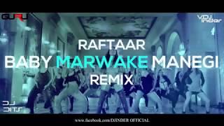 Baby Marvake Maanegi Remix Dj Guru Dj Dits ft. Vdj Inder