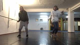 French Montana / Unforgettable (Shine X Dean Remix) - Sanderdance Choreo