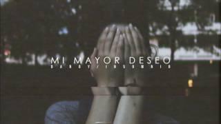 MI MAYOR DESEO - DANDY (INSOMNIO) RAP DESAMOR 2017 @CrewLyrics