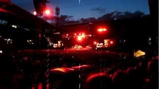 Bruce Springsteen - Death to my hometown - Trieste 2012 06 11