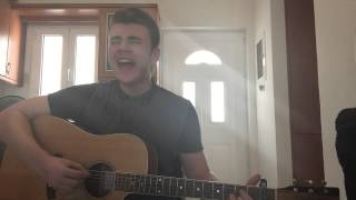 The Police - Every Breath Take You Take - (Sean Reeves Acoustic Cover)