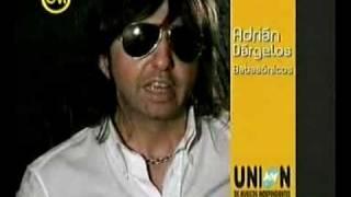 Adhesión a la Ley de la Música - Adrian Dargelos (babasonicos)