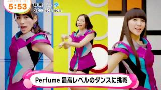Perfume - Magic of Love MV×Making