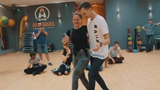 Andrius & Vaida Semba (Matias Damásio Feat. Calabeto - Bomba)