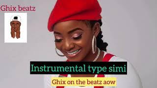 Instrumental love rnb hip hop type simi dadju beatz (ghix beatz)