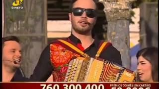 """MINHOTOS MAROTOS """"Ai que arrepio"""" em Fronteira (Festa do Alto Alentejo TVI) Contacto para Romarias"""