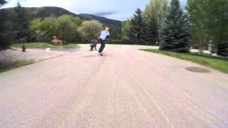Skating the Hills in Glenwood Springs!   SlpstrmDH