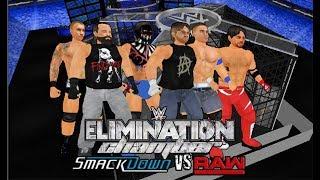 Elimination Chamber match- WR3D width=