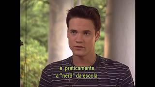 """Entrevista com Shane West no Filme """"Um Amor Para Recordar"""" - (2002)"""