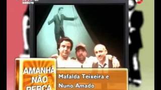 Teaser de Luís Filipe Borges (25/06/2010) / Pedro Fernandes / 5 Para a Meia Noite