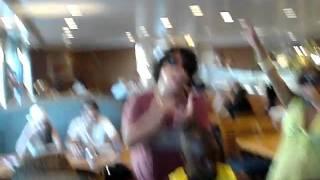 CRUZEIRO DO EXALTA , PAGODHIÉ ( AS CARIOCAS E OS CARIOCAS )