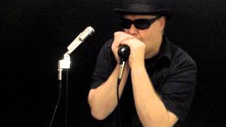 Sweet Home Chicago - Blues Harmonica