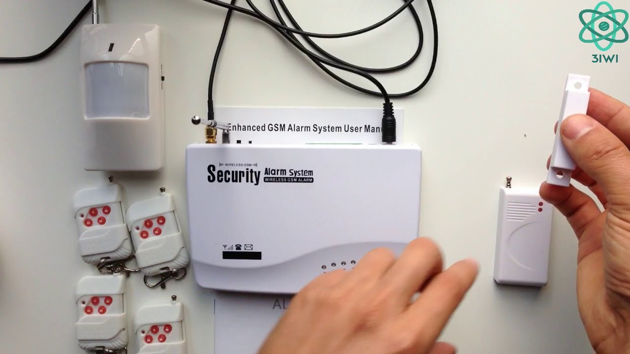 Home Security Package System Spring TX 77383