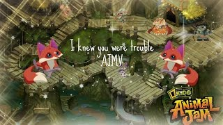 I Knew You Were Trouble ~ AJMV