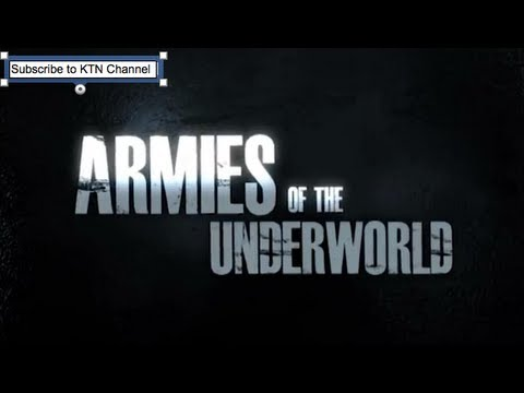 Thumbnail for KTN Video | Armies of the Underworld - Terror Gangs for Hire