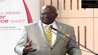 EDUCATION CS MAGOHA EXPOSES THE SHAME IN KENYAN UNIVERSITIES!!