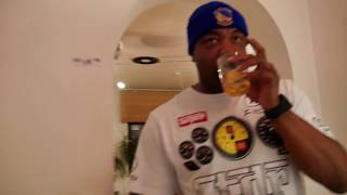 Spice1 at Pyromusic, Shoutouts Raw Footage