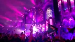 """We run wild - Hardwell"" live Tomorrowland 2015"