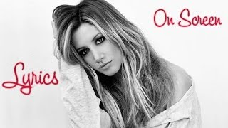 Ashley Tisdale - You're Always Here [Lyric Video]