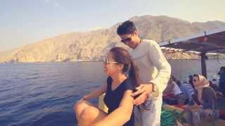 JOSGANDOS_Celebrity on Vacation trip to Dubai (trailer) width=