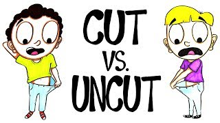 Circumcised vs. Uncircumcised - Which Is Better? width=
