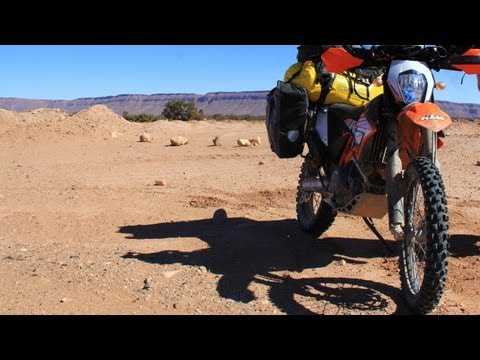 Enduro-Dream Morocco: Draa, Zagora, M'Hamid [KTM 690 Enduro R 2013#5]
