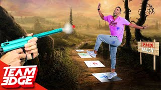 Edgeland! | GIANT Board Game of PAIN!!