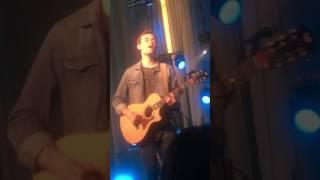 James TW - Torn (unplugged) at stevenskerk/Nijmegen (18.07.2017)