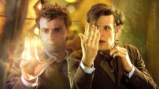Doctor Who - 10th Doctor Regeneration Re-score Version 1