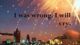 Sia ~ I Go To Sleep ~ Lyrics