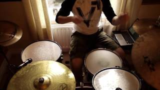 Vukovi - Weirdo | Drum Cover