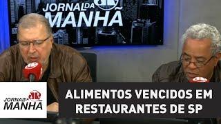 Procon encontra alimentos vencidos em restaurantes badalados de São Paulo