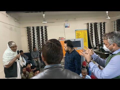 CHOPAL- an initiative to address village mental health issues
