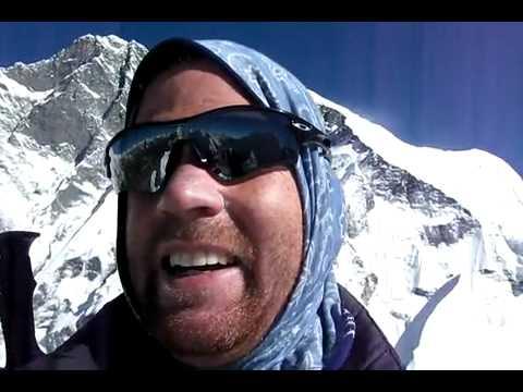Island Peak Summit Video