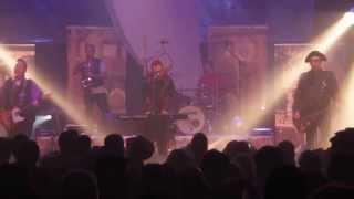 ROCKLUSO ao vivo | canção do engate