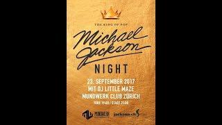 MICHAEL JACKSON Night 2017, jackson.ch