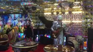 Robot Restaurant jazz band