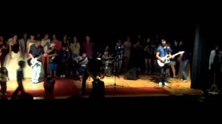 Dark Roads - A Minha Casinha ( Xutos e Pontapés cover ) ( Live at Carlos Paredes' auditorium )