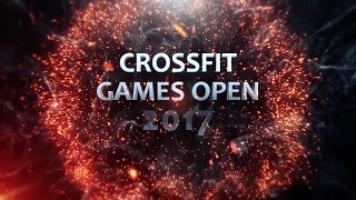 2017 CrossFit Games Open - Promo