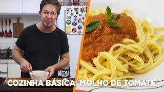 Molho Caseiro - Cozinha Básica - OCSQN! #128
