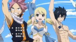 Fairy Tail OVA Opening 3 - Give me five! (OVA 7)