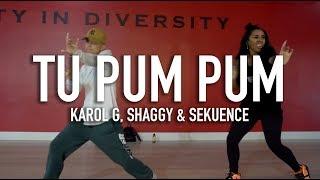 """""""Tu Pum Pum"""" - Karol G,  Shaggy,  Sekuence & El General - Cultura Choreography"""