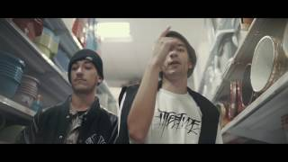 """Dok - Gate 33 """"OFFICIAL VIDEO"""" (Feat. Dani Faiv, Giovane Feddini Scratches By Dj MS) """"Prod by Dok"""""""