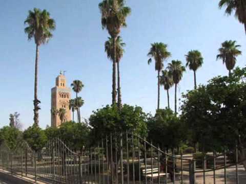 Koutoubia Mosque – Marrakesh