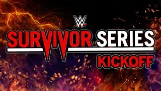 Vídeo Survivor Series Kickoff Show
